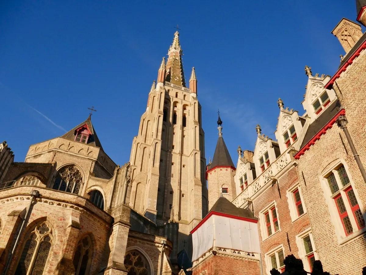 Onze Lieve Vrouwekerk Bruges