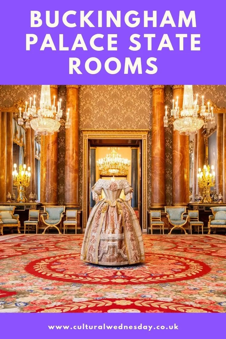 Visiting Buckingham Palace State Rooms