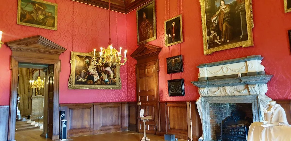 Privy Chamber Kensington Palace