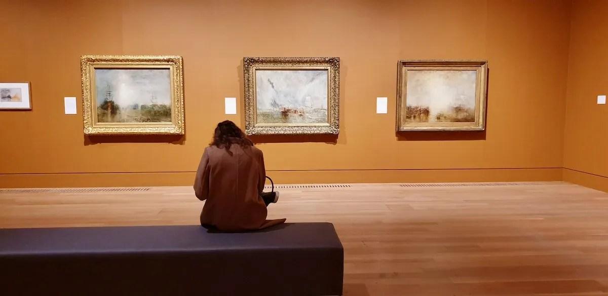 Turner's Modern World at Tate Britain