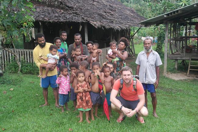 Johnny Ward - Papau New Guinea