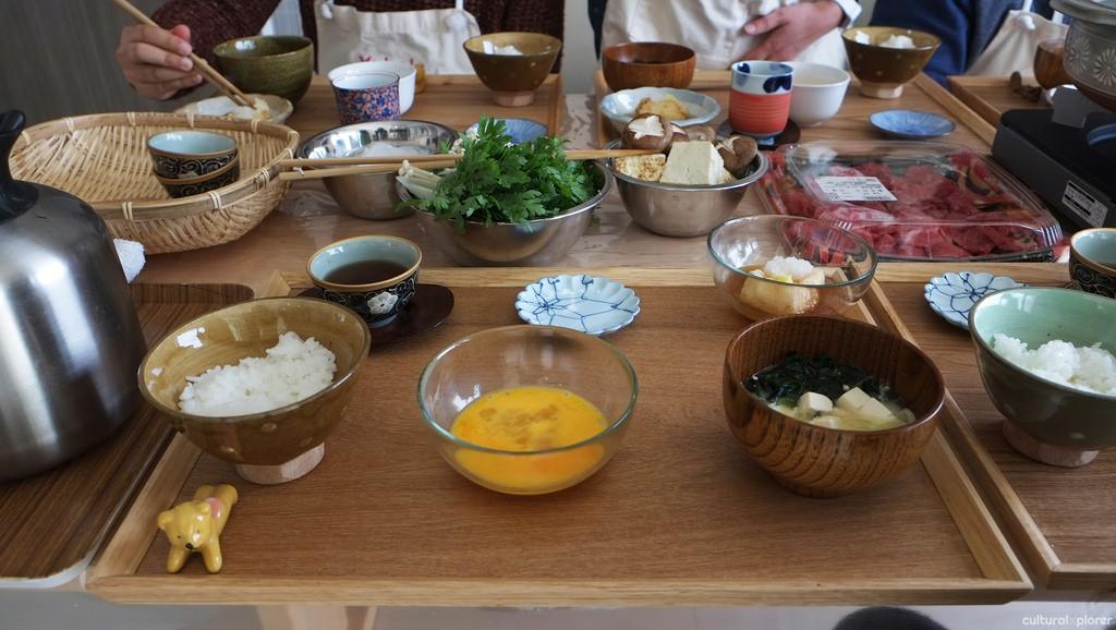 Sukiyaki dip