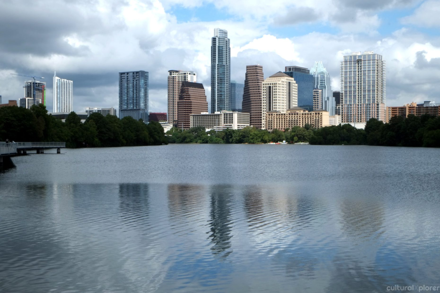 Lady Bird Lake Boardwalk Trail | Cultural Xplorer