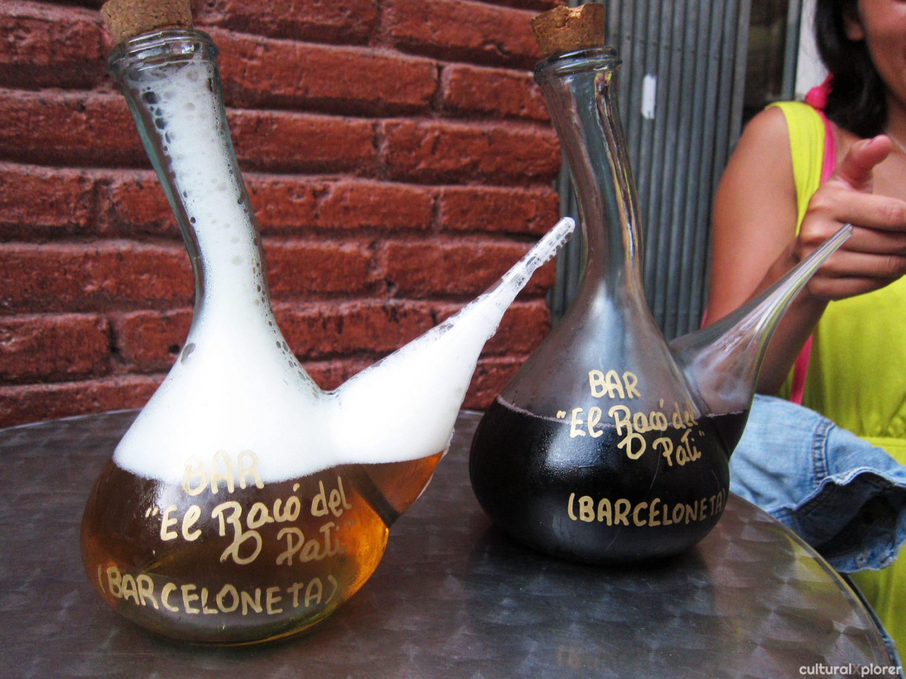 Porron Barcelona
