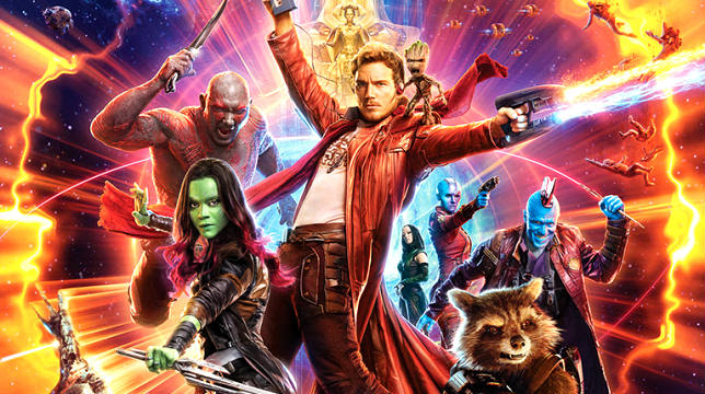 Guardiani della Galassia Vol. 2, tuffiamoci nello spazio