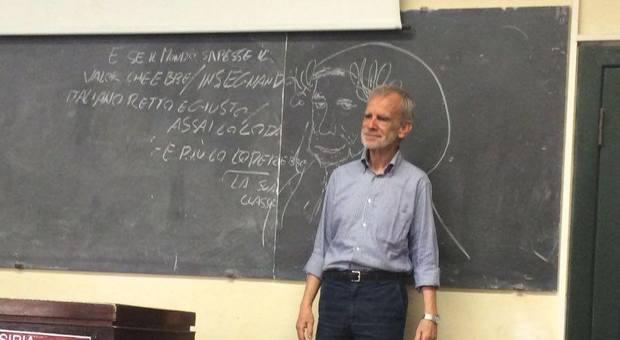 Luca Serianni Intervista