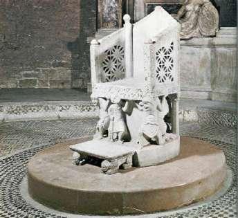 Cattedra di Elia