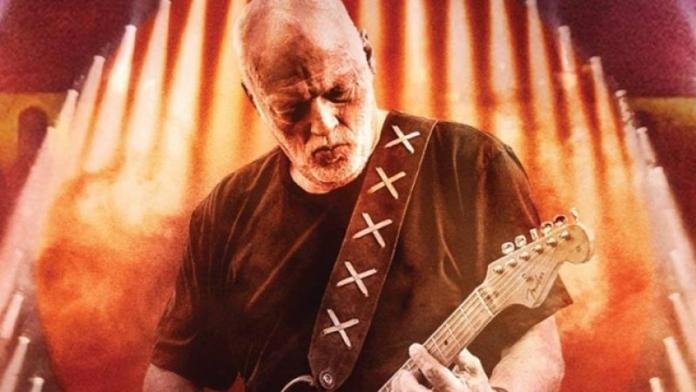 David Gilmour cinema