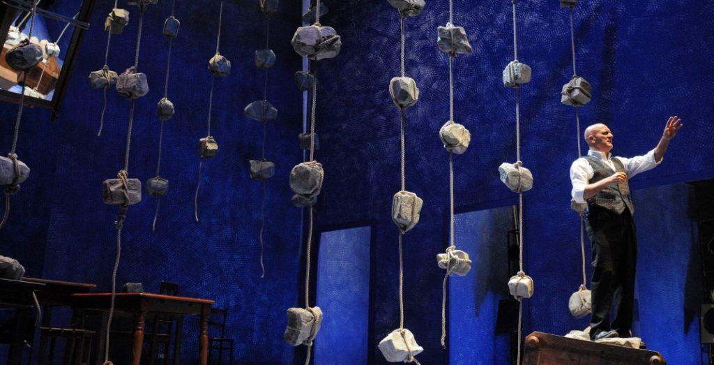 """""""Father and Son"""" di Claudio Bisio teatro la fenice senigallia"""