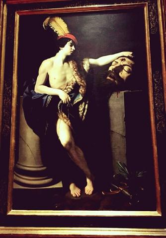 Davide con testa di Golia di Guido Reni, 1592/1626