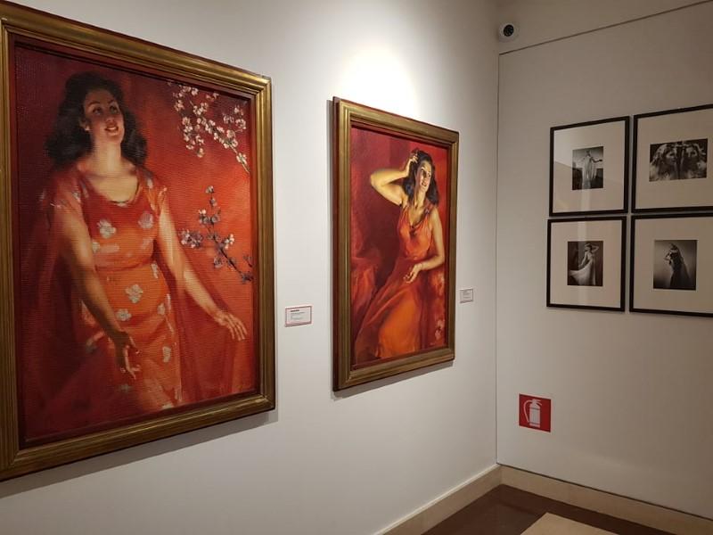 Giacomo Balla, Quattro stagioni in rosso