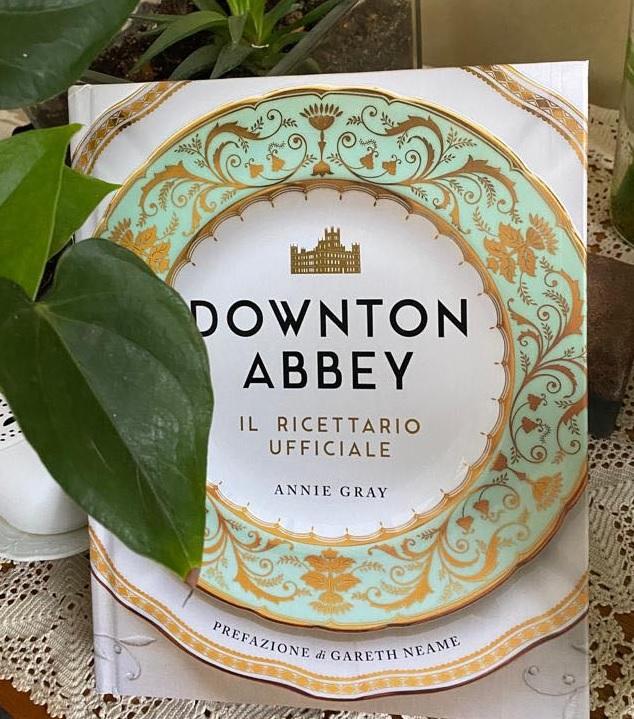 'Downton Abbey. Il ricettario ufficiale' recensione del libro_menù