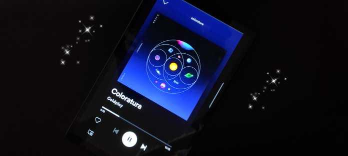 Coloratura Coldplay nuovo album 2021