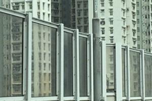 Fotografia feita pelo fotografo Bob Wolfenson em Hong Kong.