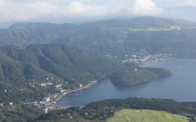 Lago Ashi – a beleza aos pés do Fuji
