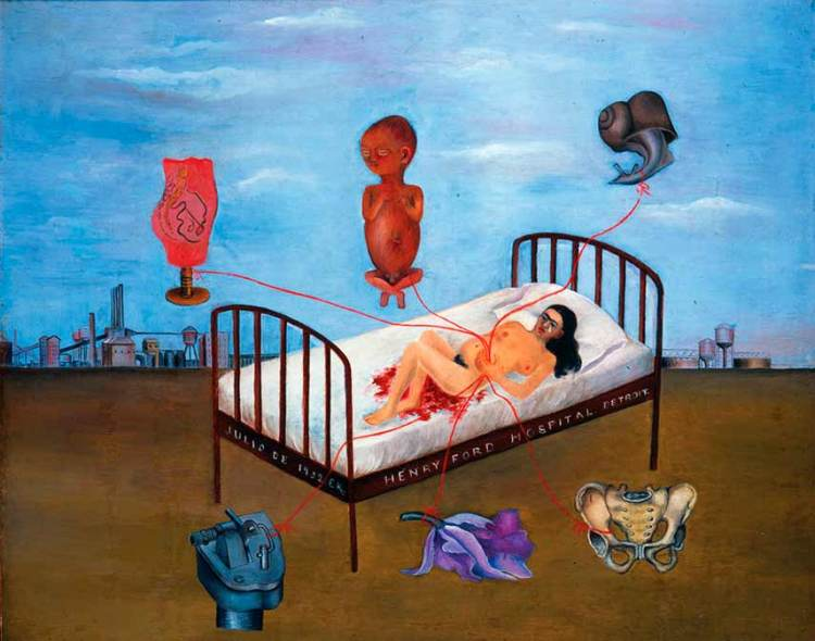 henry-ford-hospital-frida-kahlo