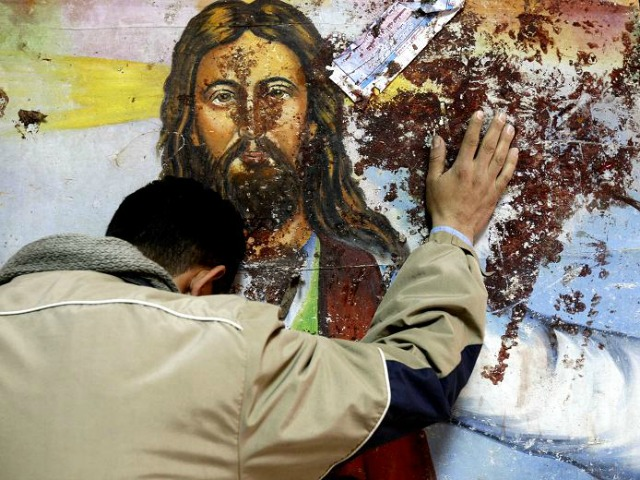 egypt_bloody_jesus_AFP