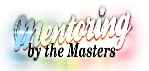 Mentoring by the Masters [colourful text]