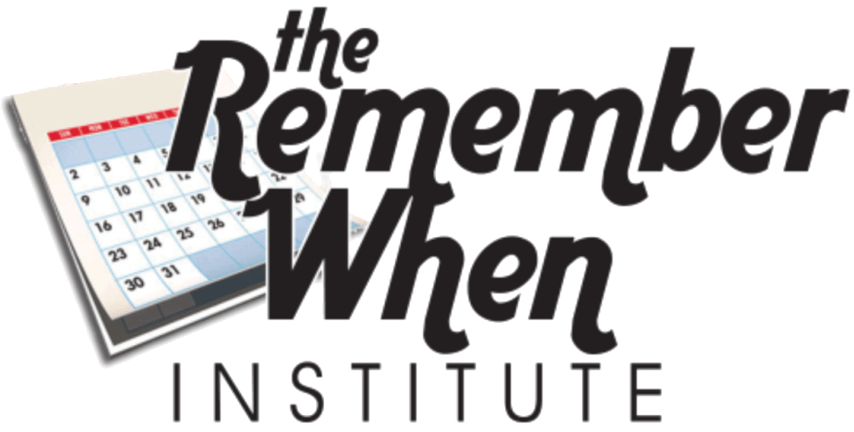 remember when logo