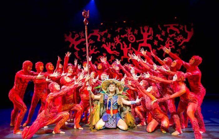 Le théâtre de danse et de chant de Guangxi en Algérie