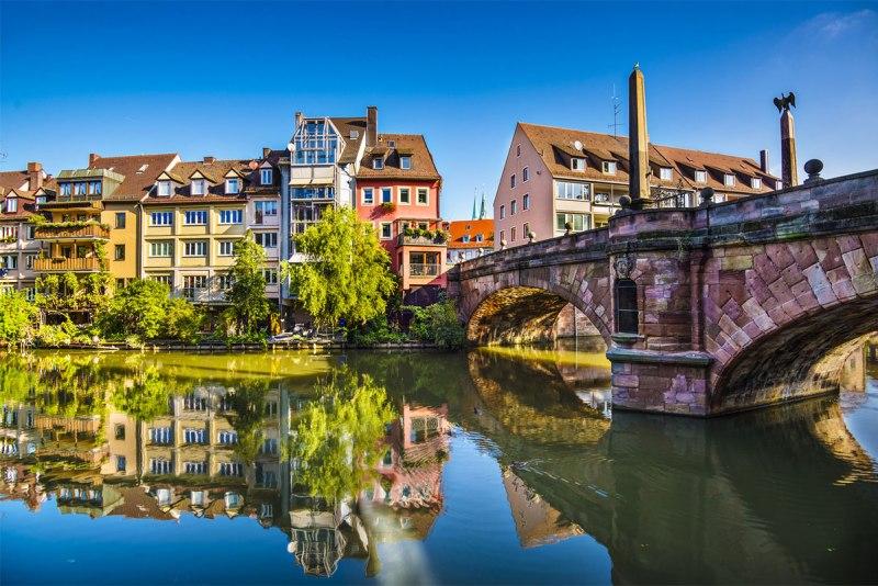 Nuremberg en Allemagne