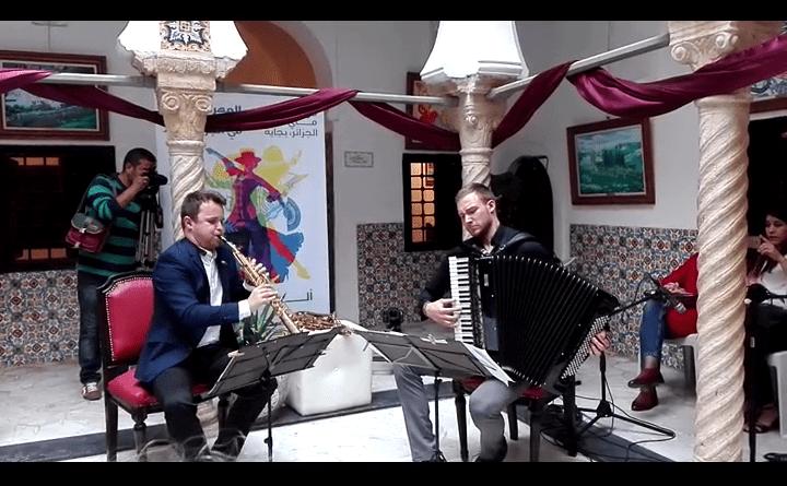 Autriche- Musique classique au Bastion 23