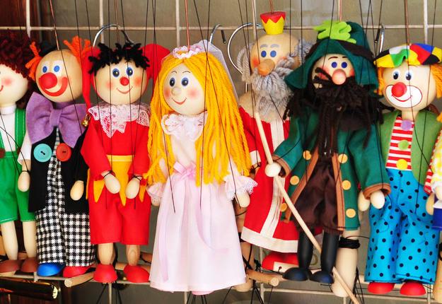 Programme de Marionnettes au TNA