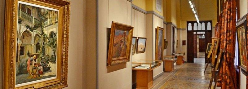 Musée National des Beaux Arts d'Alger