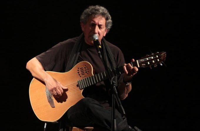 Eugenio Bennato à Alger