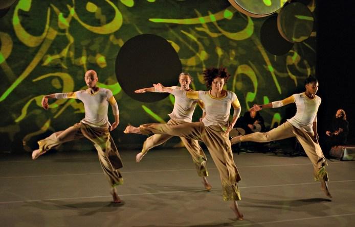 Sinha Danse à Alger