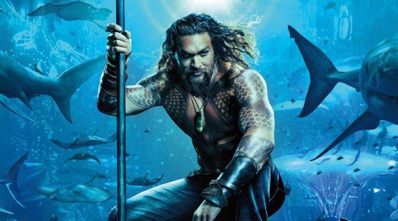 Cinéma : Aquaman à Alger