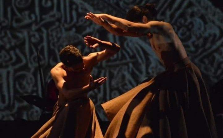 Erakch, chorégraphie d'Ahmed Kemis, à Alger