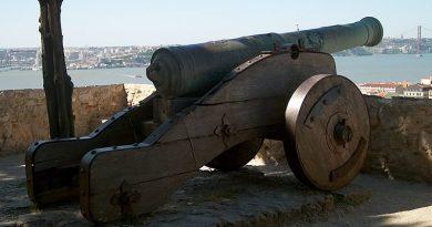 Canons de l'époque ottomane