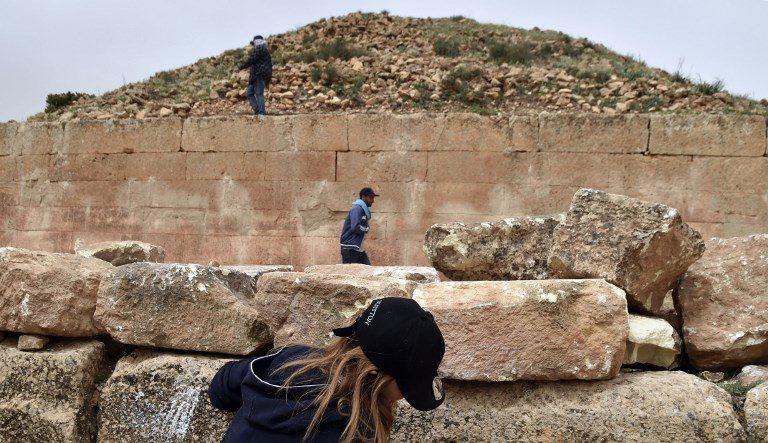 """Frenda (Tiaret) : Le mystére des """"pyramides"""" vieilles de 16 siècles"""