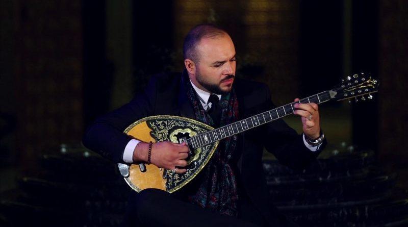 """Yacine Kheddaoui pour la """"Symphonie du nouveau monde"""" à l'Opéra d'Alger"""