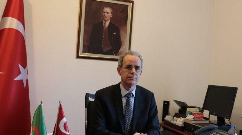 Entretien avec Mehmet Poroy, l'Ambassadeur de Turquie en Algérie