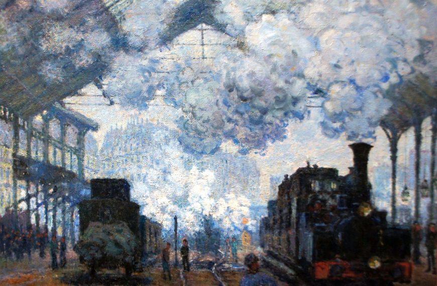 Les lieux peints par Monet en France et à Londres