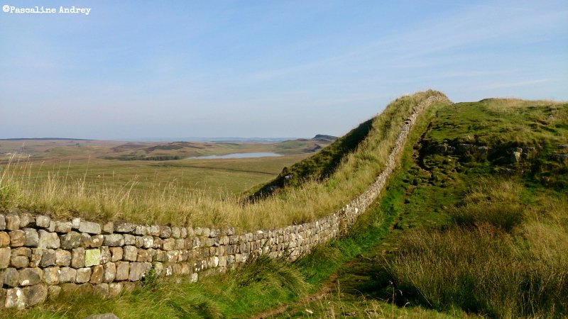 Hadrian's Wall at home