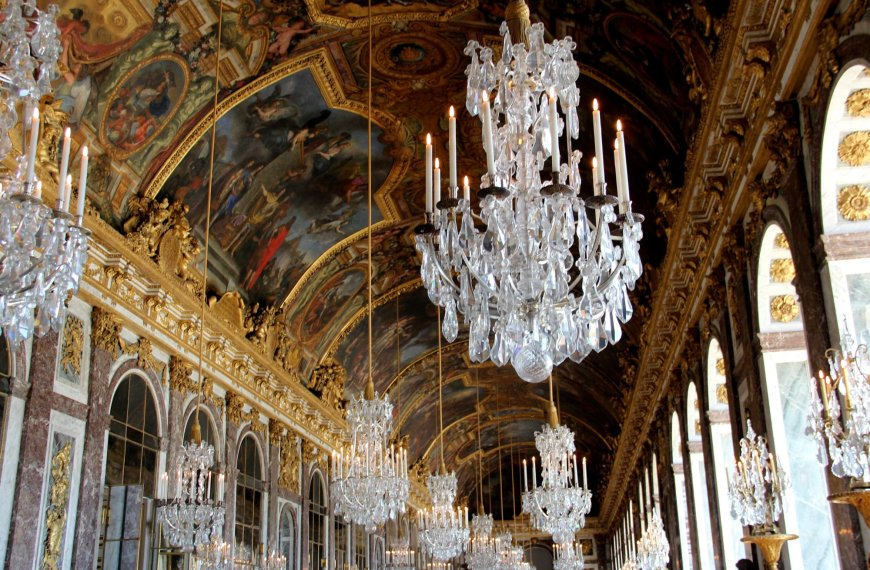 Photos of Versailles