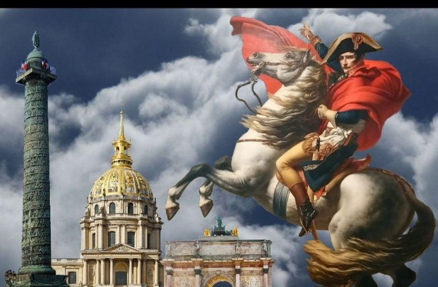 Sur les traces de Napoléon à Paris en trottinette