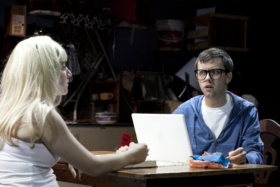 Lisa Clair as Britney Spears and Cole Escola as Ian Fleishman