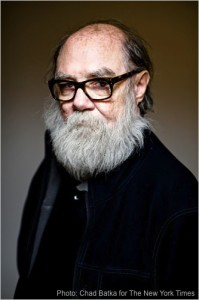 Paul McCarthy (Photo: Chad Batka for The New York Times)