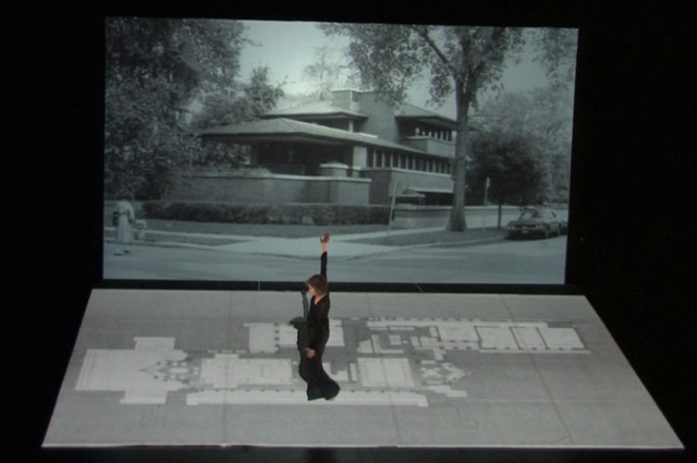 """Kyle deCamp's """"Urban Renewal."""" Photo by Robie House"""