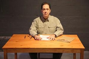 "Stephen Mellor in Mac Wellman's ""Muazzez"""