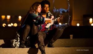niv Acosta and Tess Dworman