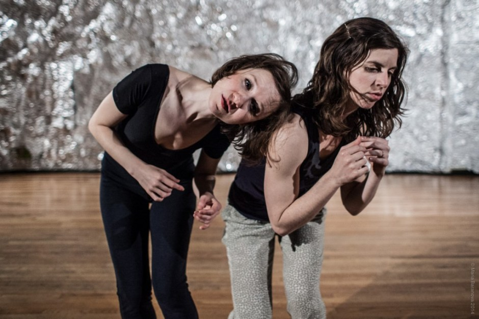 Stacy Grossfield and Jillian Sweeney by Maria Baranova