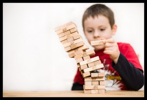 """Jenga!"" (Photo from Flickr, cc Mikey Philips)"