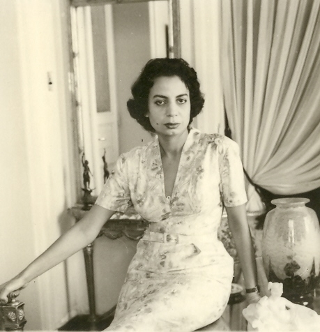 Pictured: Amal Meguid (neé Zeinab Allam). This Time is adapted in part from Meguid's memoir Not So Long Ago. Photo courtesy of the estate of Zeinab Allam