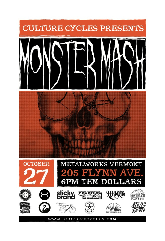 Monster mash 3 burlington vermont
