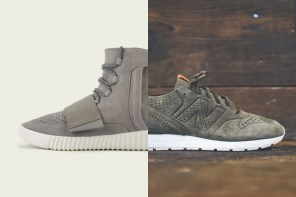 adidas Yeezy 750 Boost vs. New Balance Deconstructed 696
